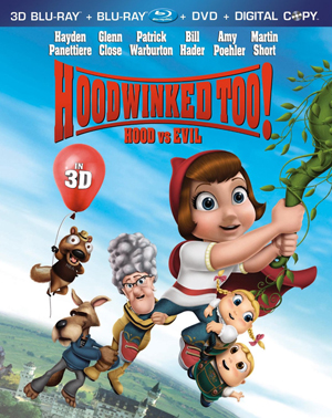 Hoodwinked Too! Hood vs. Evil - 3D