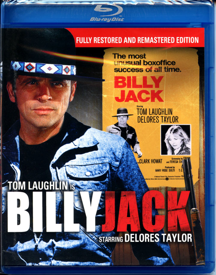 Billy Jack on Blu-ray