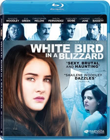 White Bird in a Blizzard Blu-ray