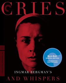 Cries and Whispers Blu-ray