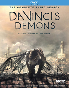 Da Vinci's Demons: The Complete Third Season Blu-ray