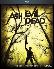 Ash vs Evil Dead: The Complete First Season Blu-ray