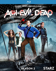 Ash vs Evil Dead: The Complete Second Season Blu-ray