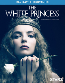 The White Princess Blu-ray