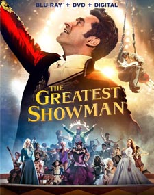 The Greatest Showman Blu-ray