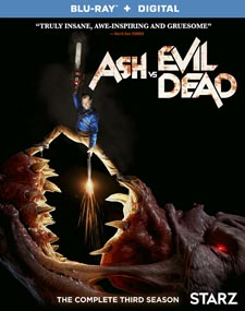 Ash vs Evil Dead: The Complete Third Season Blu-ray