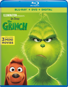 Dr. Seuss' The Grinch Blu-ray