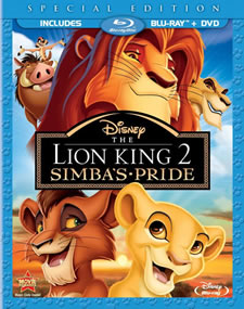 The Lion King 2: Simbas Pride