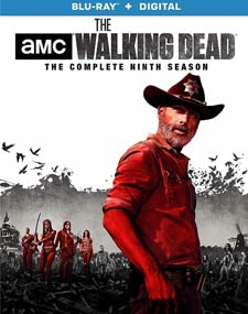 The Walking Dead: The Complete Ninth Season Blu-ray