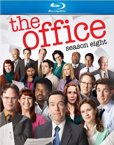 The Office: Season Eight Blu-ray