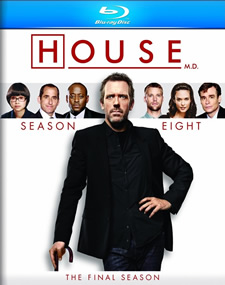 House M.D.: Season Eight Blu-ray