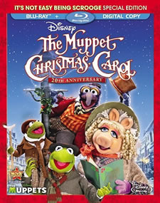 The Muppet Christmas Carol Blu-ray
