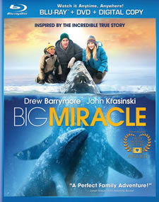 Big Miracle Blu-ray