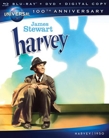 Harvey Blu-ray