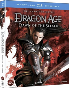 Dragon Age: Dawn of the Seeker Blu-ray