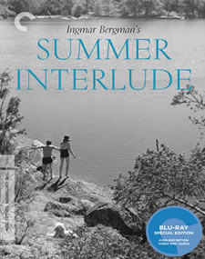Summer Interlude Blu-ray