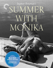Summer with Monika Blu-ray