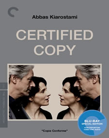 Certified Copy Blu-ray