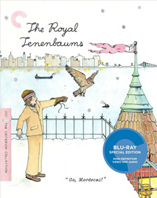 The Royal Tenenbaums Blu-ray