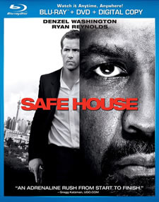Safe House Blu-ray