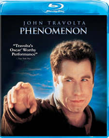 Phenomenon Blu-ray