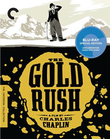 The Gold Rush Blu-ray