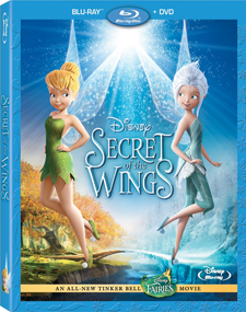 Secret of the Wings Blu-ray