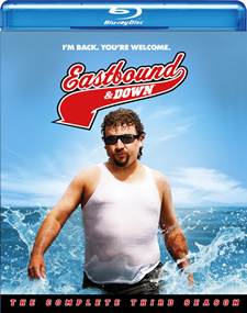 Eastbound & Down: The Complete Third Season Blu-ray