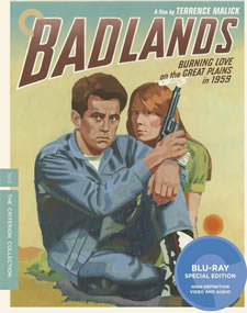 Badlands Blu-ray