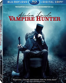Abraham Lincoln: Vampire Hunter Blu-ray