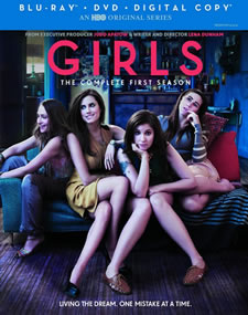 Girls: The Complete First Season Blu-ray