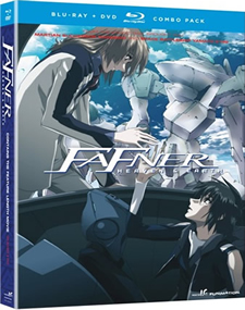 Fafner: Heaven and Earth Blu-ray