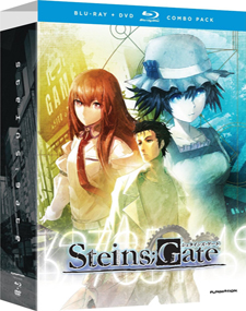 Steins;Gate Blu-ray