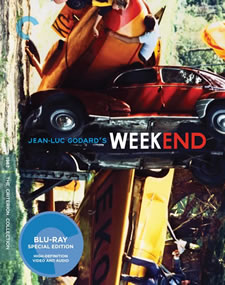 Weekend Blu-ray