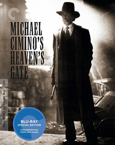 Heaven's Gate Blu-ray