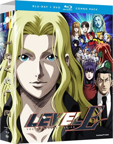 Level E: Complete Series Blu-ray