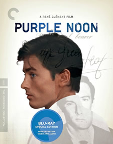 Purple Noon Blu-ray