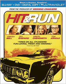 Hit and Run Blu-ray
