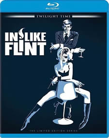 In Like Flint Blu-ray