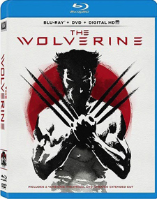 The Wolverine Blu-ray