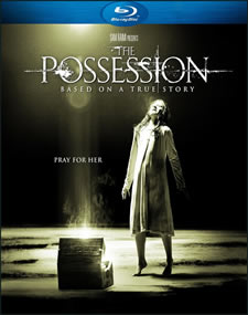The Possession Blu-ray