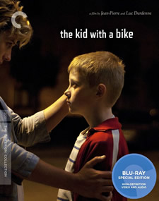 The Kid With a Bike Blu-ray