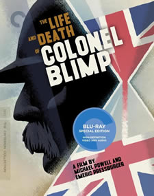 The Life and Death of Colonel Blimp Blu-ray