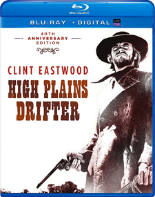 High Plains Drifter Blu-ray