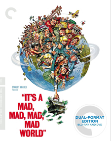 It's a Mad, Mad, Mad, Mad World Blu-ray